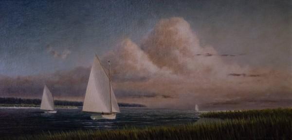 Tidal Sails