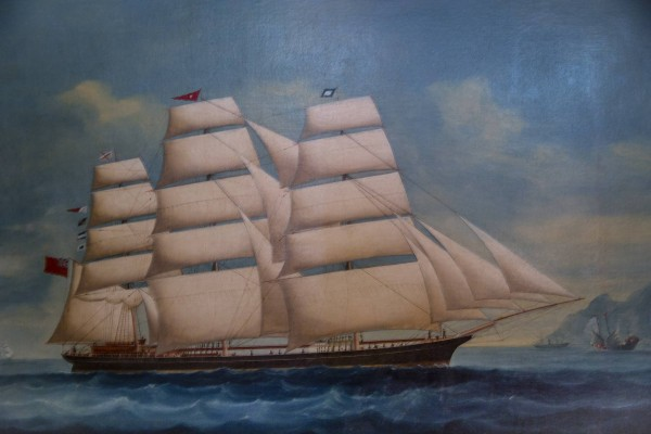clipper william furing 1
